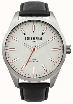Ben Sherman Mens Londres Ver WB007S