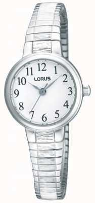 Lorus Inoxidable reloj pulsera expansor Ladies ' RG239NX9