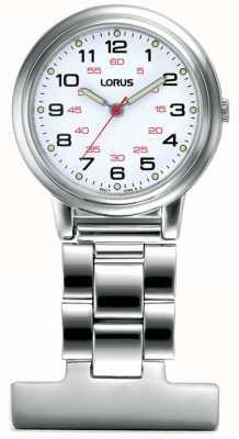 Lorus reloj de bolsillo enfermera unisex RG251CX9