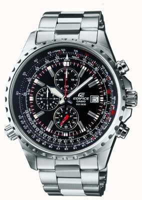 Casio Reloj cronógrafo edifice para hombre EF-527D-1AVEF