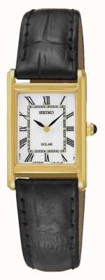 Seiko Solar reloj accionado Ladies ' SUP250P1