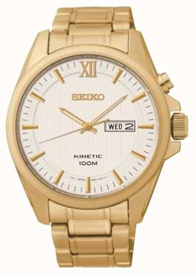 Seiko Cinética del reloj para hombre SMY158P1