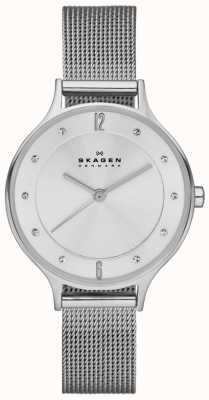 Skagen Señoras del reloj de pulsera de acero inoxidable anita SKW2149