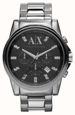 Armani Exchange Outerbanks reloj cronógrafo para hombre AX2092