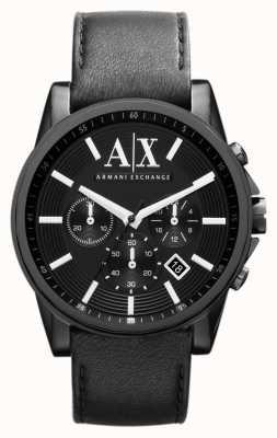 Armani Exchange Outerbanks reloj cronógrafo para hombre AX2098