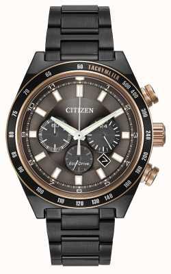 Citizen Reloj Eco-Drive Gunmetal CA4207-53H