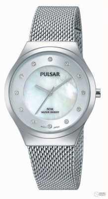 Pulsar Señoras madre de reloj perla PH8131X1