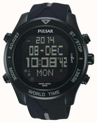 Pulsar Reloj cronógrafo alarma PQ2041X1