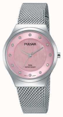 Pulsar Damas swarovski® reloj de vestir conjunto PH8133X1