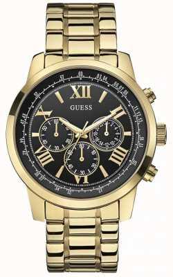 Guess Reloj cronógrafo Horizonte mens W0379G4