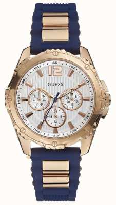Guess Intrepid 2 señoras reloj W0325L8