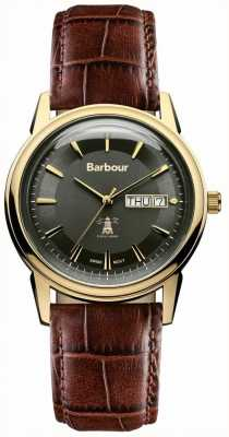 reloj unisex gosforth Barbour 42mm BB036GDBR