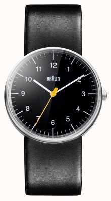 Braun Mens todo reloj de cuarzo negro BN0021BKBKG
