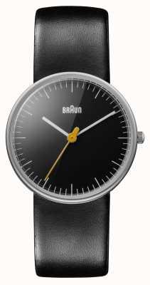 Braun Señoras toda reloj negro BN0021BKBKL