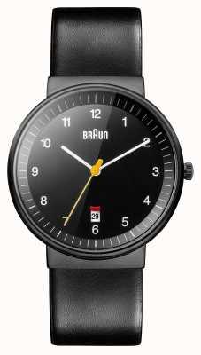 Braun Mens todo reloj negro BN0032BKBKG