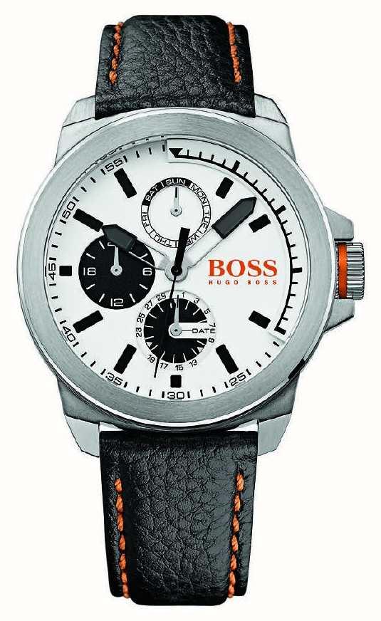 a302d19970d4 Hugo Boss Orange Reloj Para Hombre De La Función Multi Nueva York ...