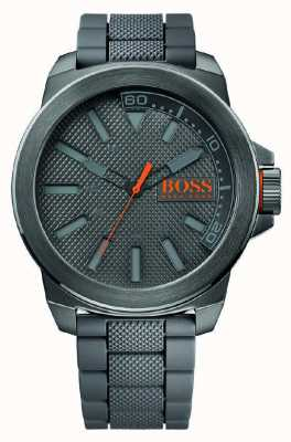 Hugo Boss Orange Nueva york silicona gris 1513005