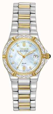 Citizen Riva diamante EW0894-57D
