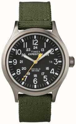 Timex Reloj para hombre expedición indiglo T49961
