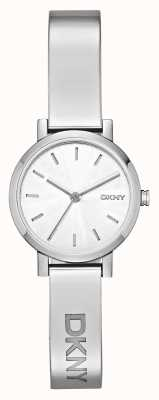 DKNY Acero inoxidable Ladies soho NY2306