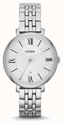 Fossil Acero inoxidable Ladies jacqueline ES3433