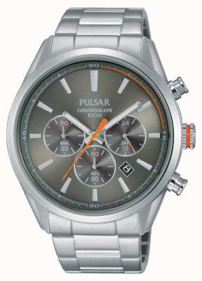Pulsar Relojes de acero inoxidable PT3725X1