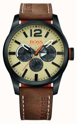 Hugo Boss Orange Hugo boss correa marrón parís 1513237