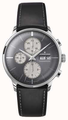 Junghans cronoscopio Meister (fecha Inglés) 027/4525.01