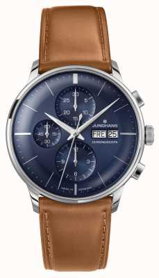 Junghans cronoscopio Meister (fecha Inglés) 027/4526.01