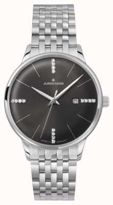 Junghans Meister cuarzo de las señoras 047/4573.44