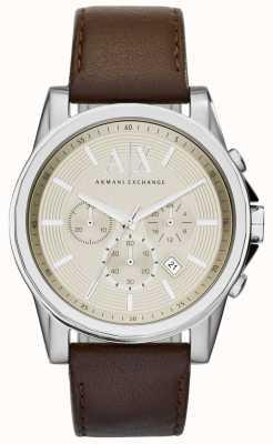 Armani Exchange reloj cronógrafo para hombre AX2506