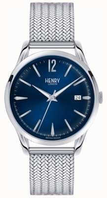 Henry London Acero inoxidable knightsbridge Unisex HL39-M-0029