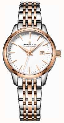 Dreyfuss Las señoras reloj utilitaria 1890 DLB00127/02