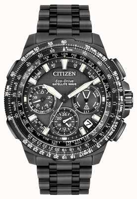 Citizen Promaster navihawk gps negro super titanio CC9025-85E