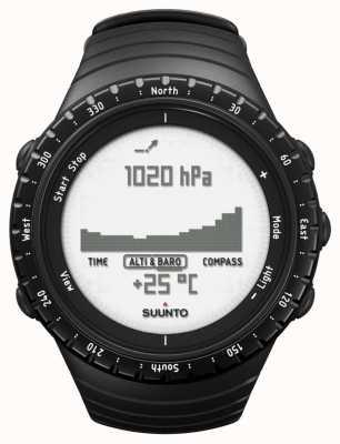 Suunto negro ordinario básico SS014809000