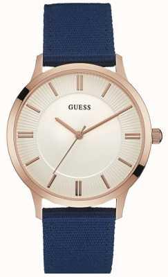 Guess Reloj de garantía de los hombres W0795G1