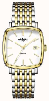 Rotary Mens relojes Windsor GB05306/01
