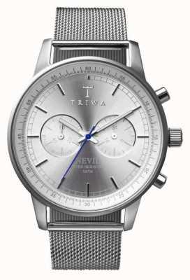 Triwa Reloj cronógrafo hombre stirling nevil 2.0 NEST101-ME021212