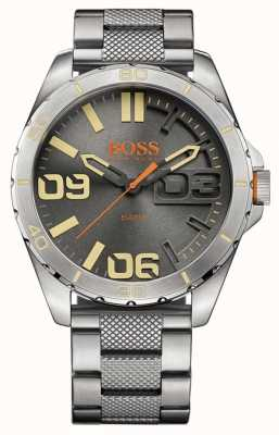 Hugo Boss Orange Mens berlín acero inoxidable 1513317