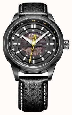 FIYTA reloj esquelético automático clásica WGA8452.BBB