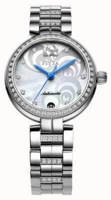 FIYTA Heartouching reloj automático LA8626.WWWH