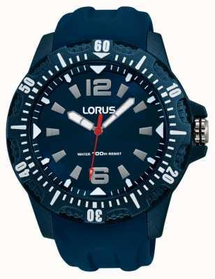Lorus Relojes de cuarzo analógico reloj de los deportes de los hombres RRX07EX9