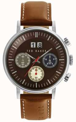 Ted Baker 42mmgts brwn luz TE10024799