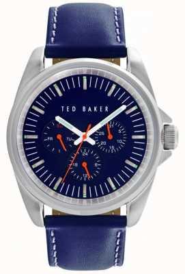 Ted Baker 42 mm ss mf esfera azul TE10025259
