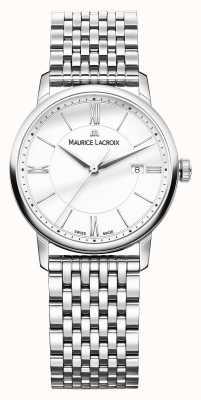 Maurice Lacroix Eliros para mujer de cristal de zafiro con anti-reflejar parte inferior EL1094-SS002-110-1
