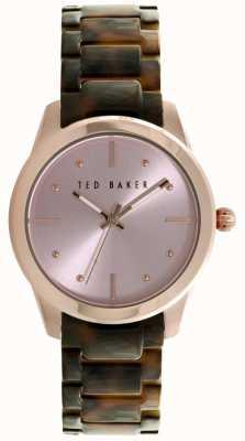 Ted Baker Mujeres de línea rosa 36mm TE10025276
