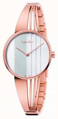 Calvin Klein sil línea B-glr K6S2N616
