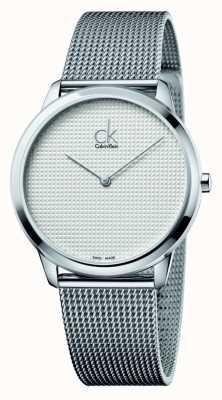 Calvin Klein Malla unisex mínimo K3M2212Y