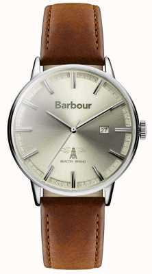 Barbour para hombre del reloj whitburn BB043CMBR