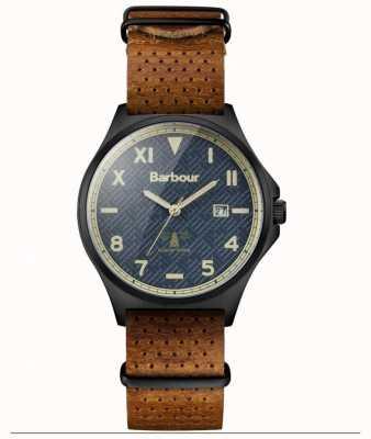 Barbour Marsden para hombre del reloj BB047GNTN